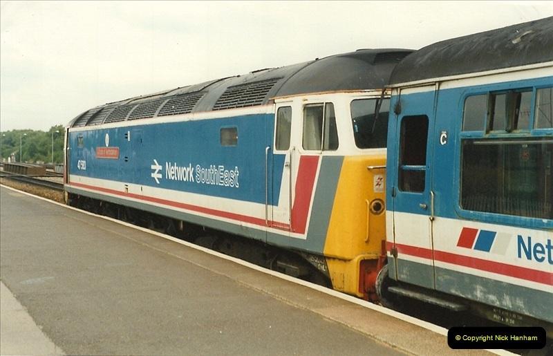 1989-09-01 Oxford, Oxfordshire.  (19)0445