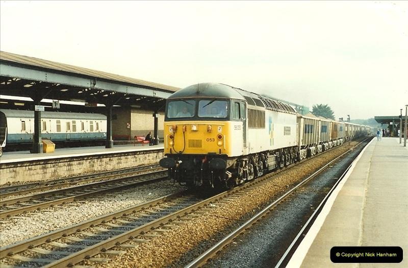 1989-09-01 Oxford, Oxfordshire.  (26)0452