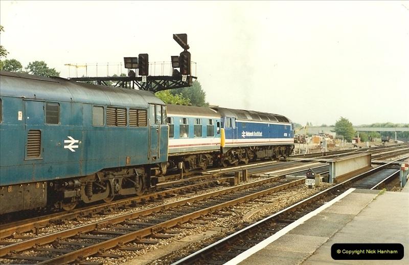 1989-09-01 Oxford, Oxfordshire.  (47)0473