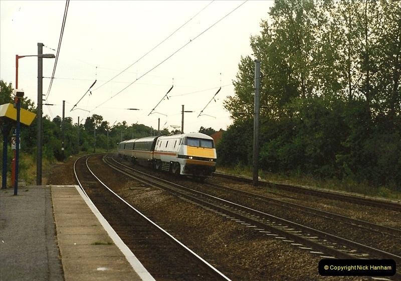1989-09-02 Hatfield, Hertfordshire.  (13)0486