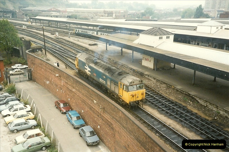 1989-10-03 Bristol Temple Meads, Bristol.  (25)0553