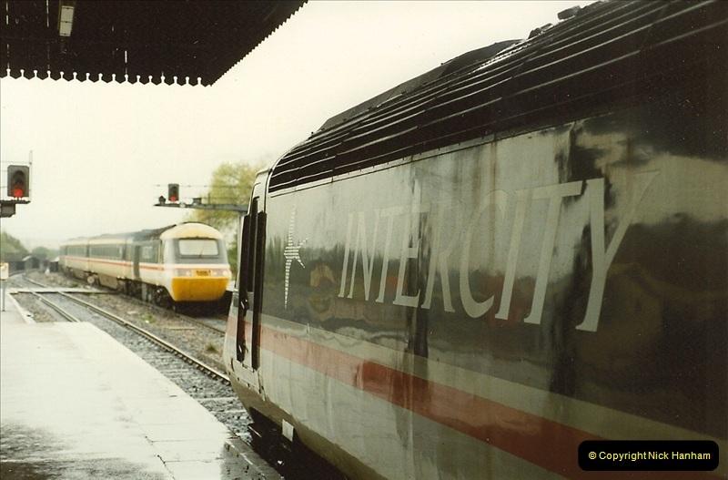 1989-10-28 Exeter St. Davids, Exeter, Devon.  (2)0605