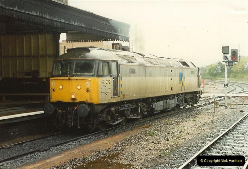 1989-10-28 Exeter St. Davids, Exeter, Devon.  (6)0609