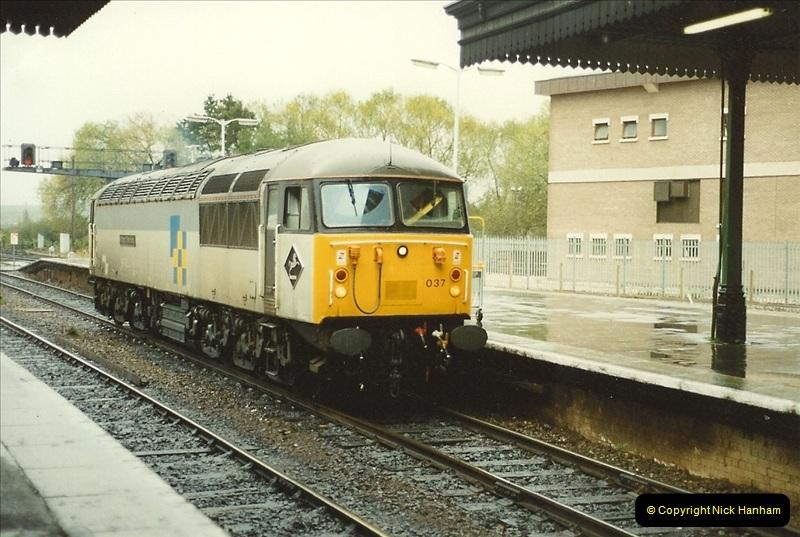 1989-10-28 Exeter St. Davids, Exeter, Devon.  (7)0610