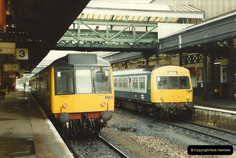 1989-10-28 Exeter St. Davids, Exeter, Devon.  (10)0613