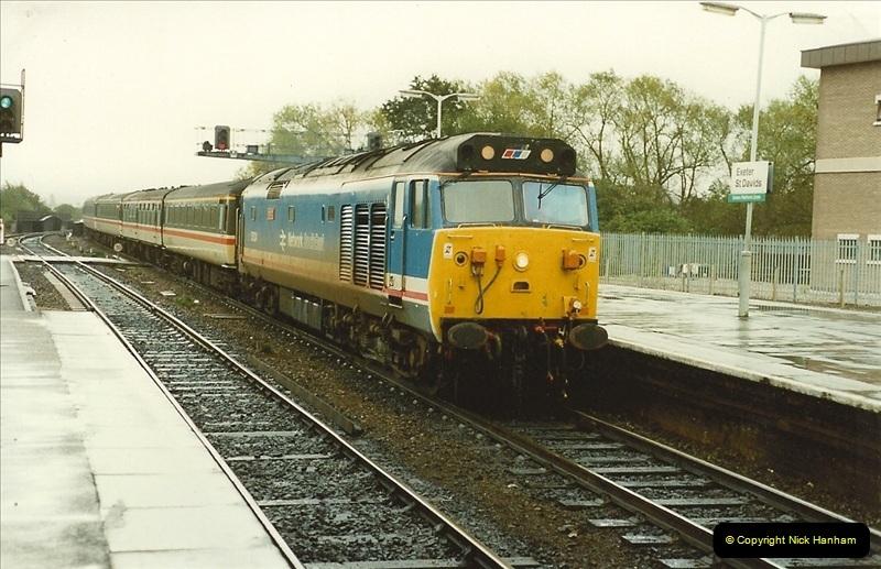 1989-10-28 Exeter St. Davids, Exeter, Devon.  (24)0627