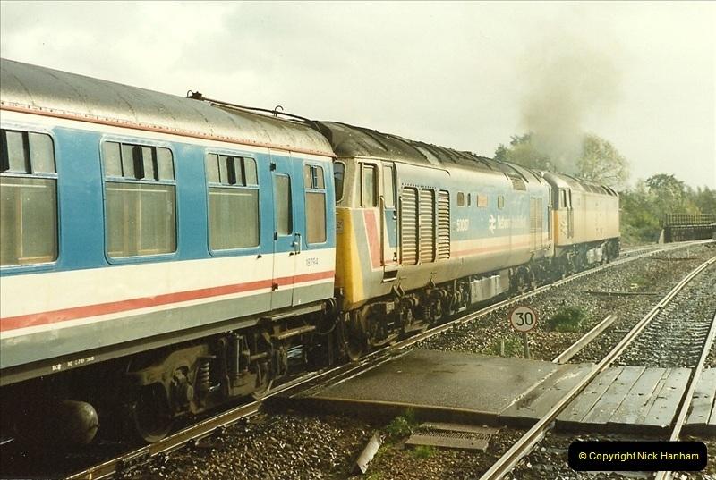 1989-10-28 Exeter St. Davids, Exeter, Devon.  (39)0642
