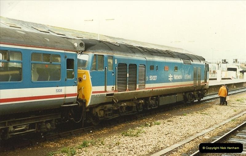 1989-10-28 Exeter St. Davids, Exeter, Devon.  (40)0643