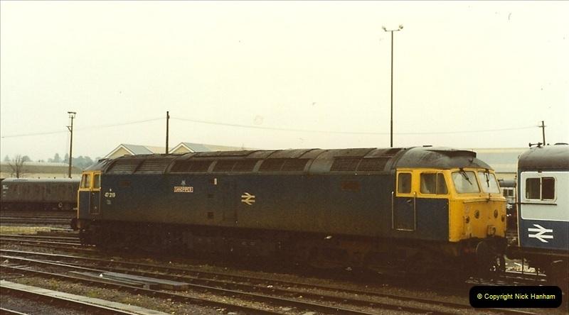 1990-01-05 Eastleigh, Hampshire.  (1)0718