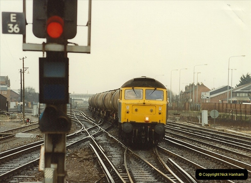 1990-01-05 Eastleigh, Hampshire.  (8)0725