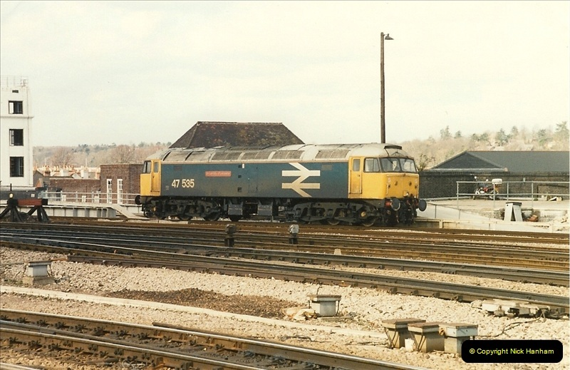 1990-03-03 Reading, Berkshire. (16)0742