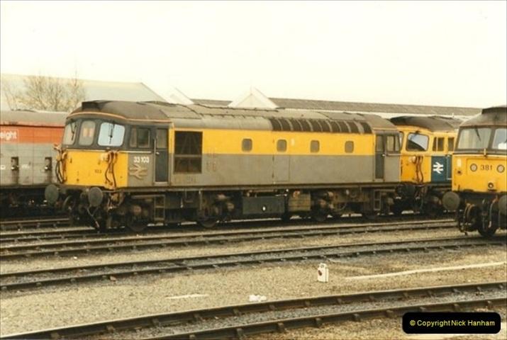1991-04-05 Eastleigh, Hampshire.  (5)012