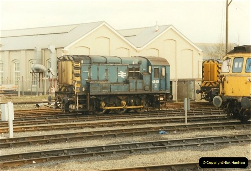 1991-04-05 Eastleigh, Hampshire.  (7)014