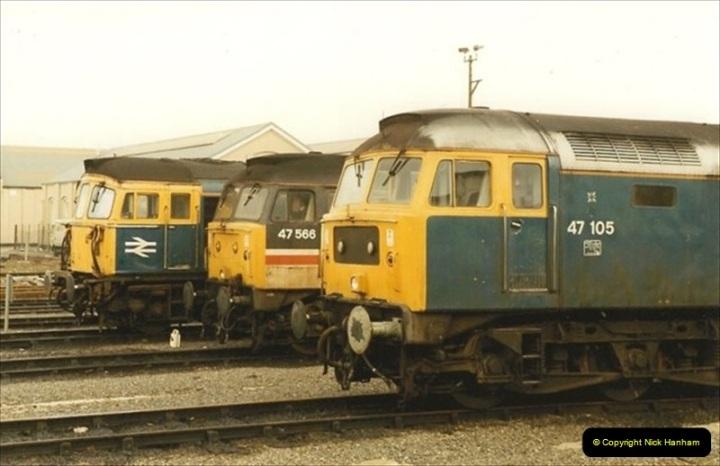 1991-04-05 Eastleigh, Hampshire.  (20)027