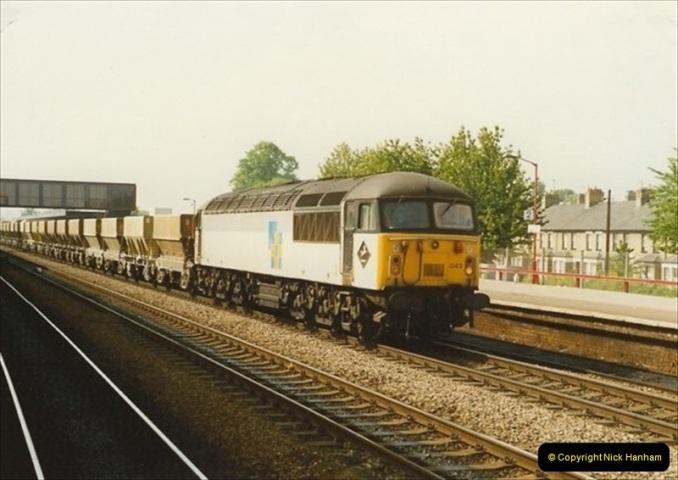 1991-05-25 Oxford, Oxfordshire.  (9)094