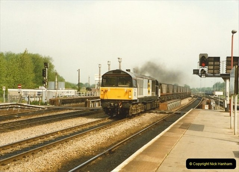 1991-05-25 Oxford, Oxfordshire.  (11)096