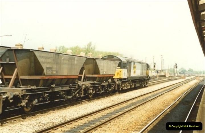 1991-05-25 Oxford, Oxfordshire.  (17)102