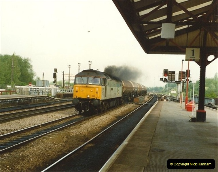 1991-05-25 Oxford, Oxfordshire.  (18)103