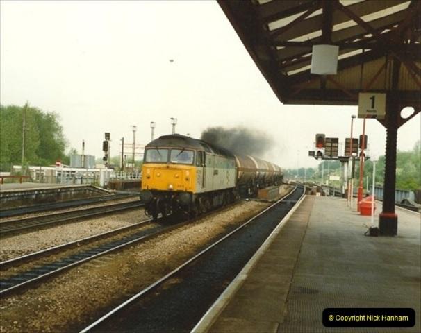 1991-05-25 Oxford, Oxfordshire.  (18)103