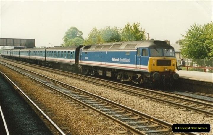 1991-05-25 Oxford, Oxfordshire.  (19)104