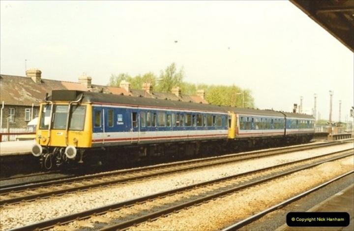 1991-05-25 Oxford, Oxfordshire.  (20)105