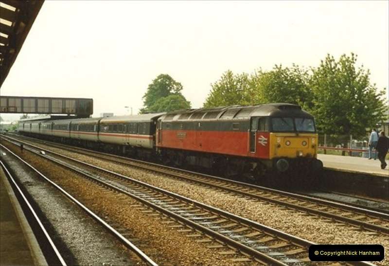 1991-05-25 Oxford, Oxfordshire.  (21)106