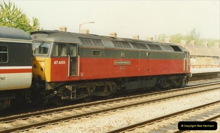 1991-05-25 Oxford, Oxfordshire.  (23)108