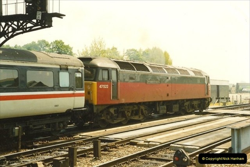 1991-05-25 Oxford, Oxfordshire.  (25)110