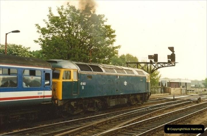 1991-05-25 Oxford, Oxfordshire.  (26)111