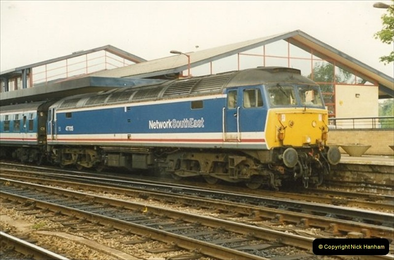 1991-05-25 Oxford, Oxfordshire.  (33)118