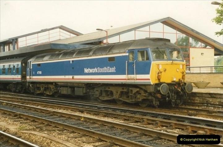 1991-05-25 Oxford, Oxfordshire.  (33)118