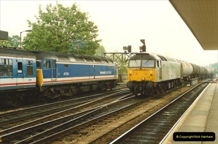1991-05-25 Oxford, Oxfordshire.  (34)119
