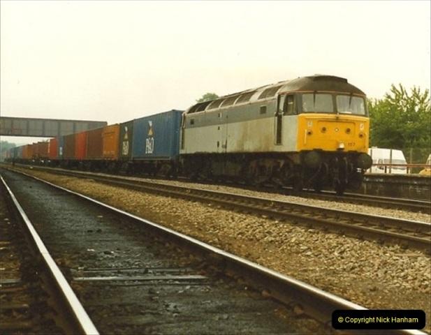 1991-05-25 Oxford, Oxfordshire.  (35)120