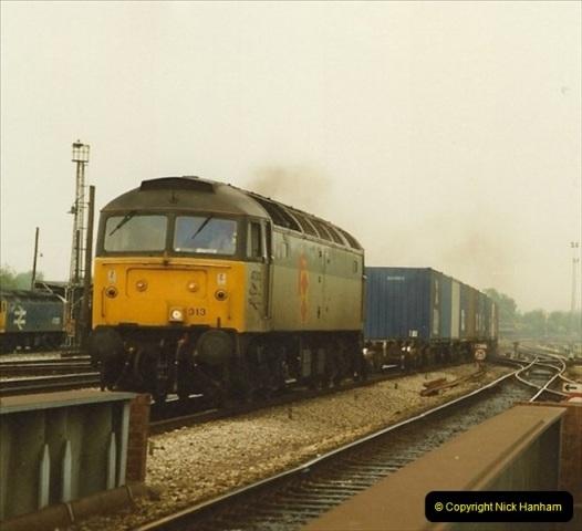 1991-05-25 Oxford, Oxfordshire.  (36)121