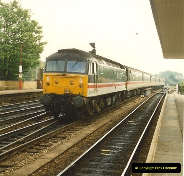 1991-05-25 Oxford, Oxfordshire.  (37)122