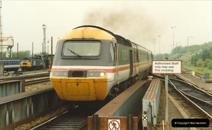 1991-05-25 Oxford, Oxfordshire.  (40)125