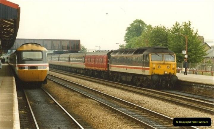 1991-05-25 Oxford, Oxfordshire.  (41)126