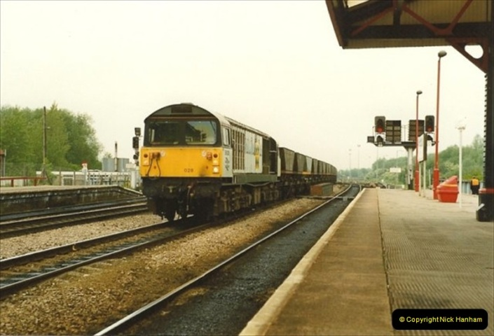 1991-05-25 Oxford, Oxfordshire.  (42)127