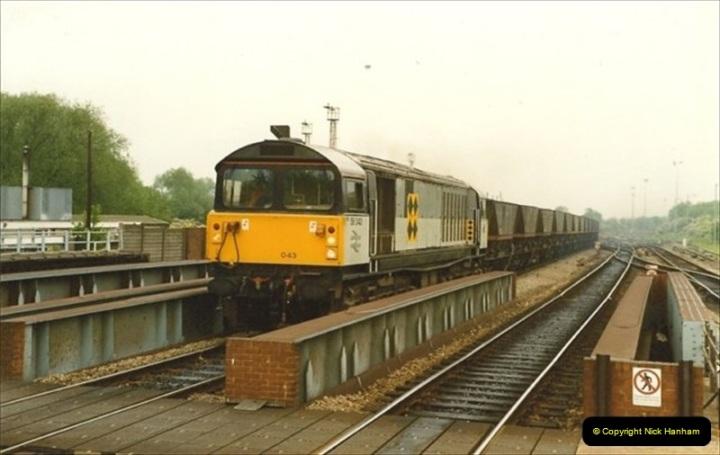 1991-05-25 Oxford, Oxfordshire.  (43)128