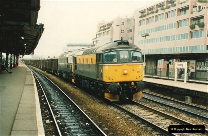 1991-07-13 Reading, Berkshire.  (23)160