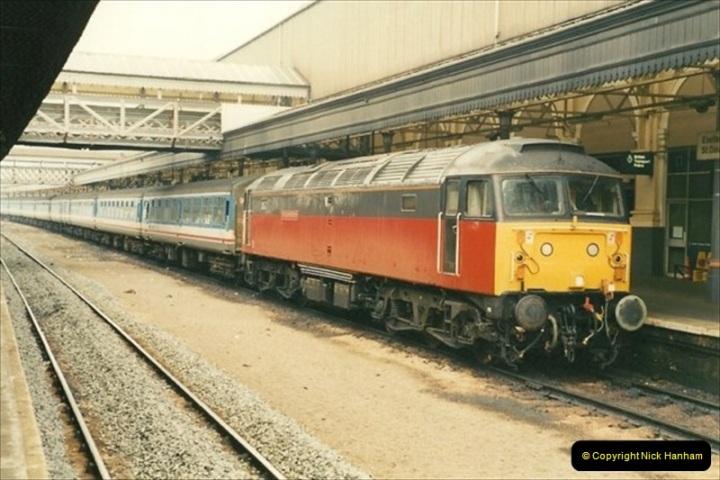 1991-10-27 Exeter St. Davids, Eexeter, Devon.  (3)181