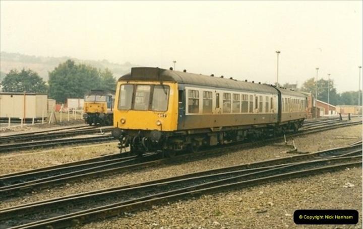 1991-10-27 Exeter St. Davids, Eexeter, Devon.  (8)186