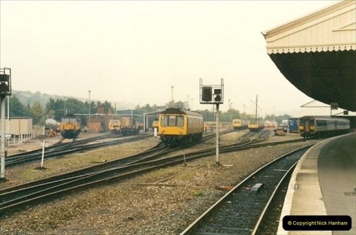 1991-10-27 Exeter St. Davids, Eexeter, Devon.  (9)187