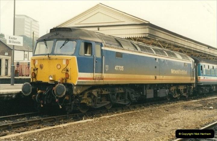 1991-10-27 Exeter St. Davids, Eexeter, Devon.  (13)191