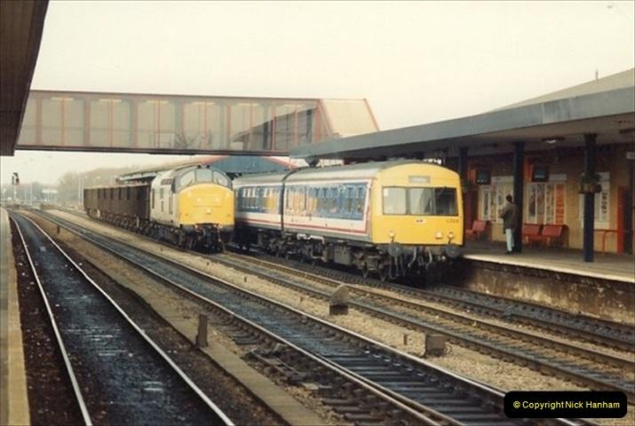 1992-01-04 Oxford, Oxfordshire.  (9)200