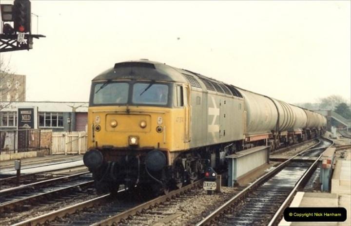 1992-01-04 Oxford, Oxfordshire.  (10)201