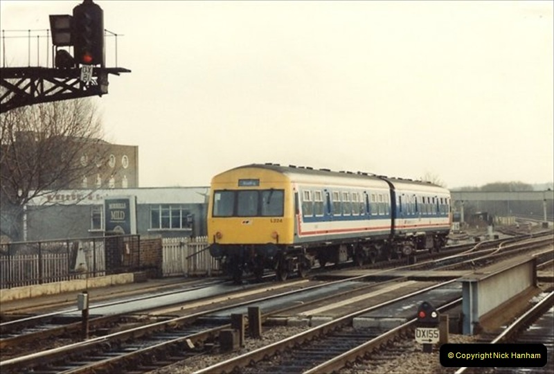 1992-01-04 Oxford, Oxfordshire.  (11)202