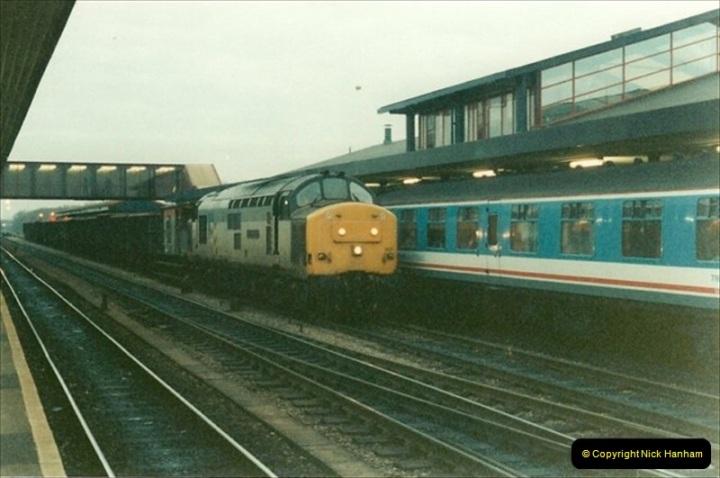 1992-01-04 Oxford, Oxfordshire.  (14)205