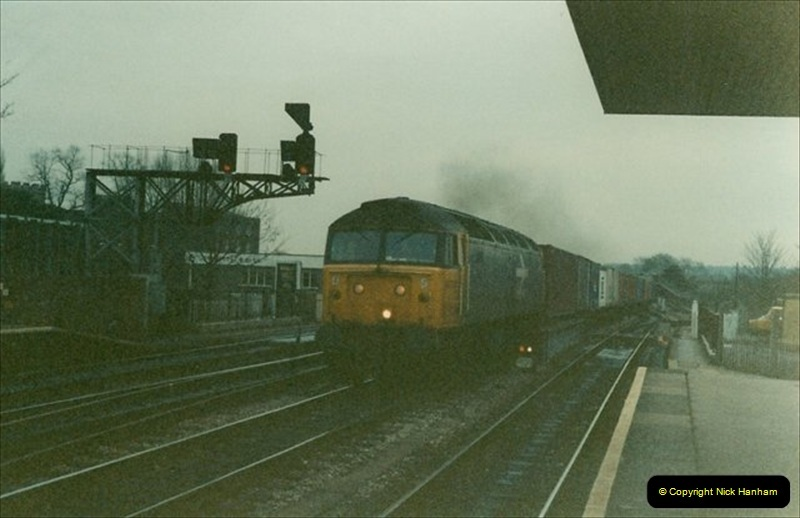1992-01-04 Oxford, Oxfordshire.  (15)206