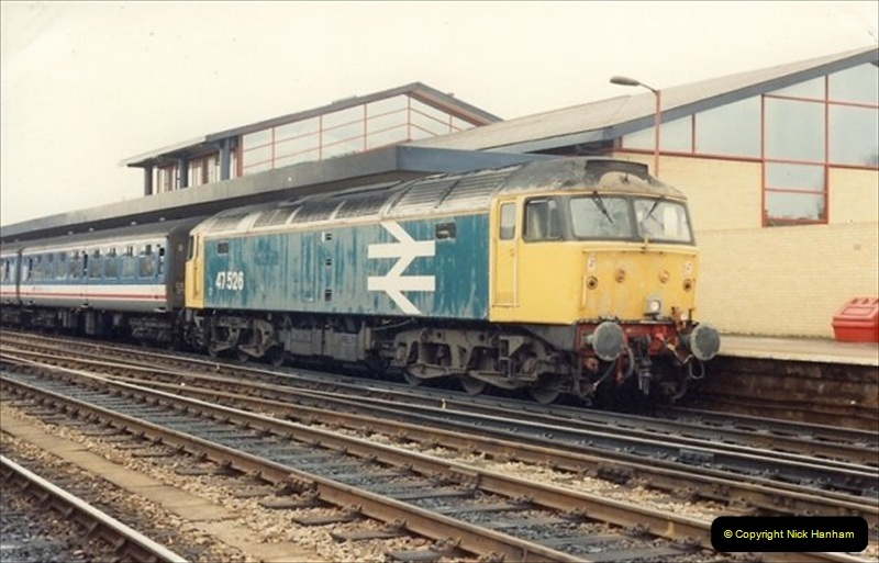 1992-01-04 Oxford, Oxfordshire.  (22)213